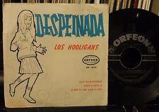 LOS HOOLIGANS  DESPEINADA Media Novia  BAT MASTERSON Dime Si Me Vas Ver 1964 EP