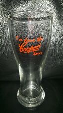 RARE COLLECTABLE COOPERS 285ML BEER GLASS IN EXCELLENT CONDITION