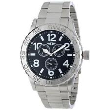 I By Invicta Men's 41704-003 Stainless Steel Black Dress Watch New