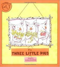 The Three Little Pigs (Paul Galdone Classics) by Paul Galdone