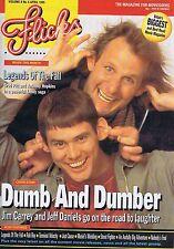 JIM CAREY / JEFF DANIELS DUMB & DUMBERFlicksApr1995