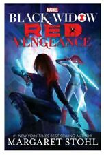 New - Black Widow Red Vengeance (A Black Widow Novel) (A Marvel Ya Novel)