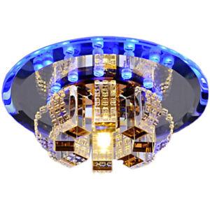 Crystal LED Bedroom Ceiling Light Living Room Corridor Hallway Recessed Light