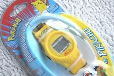 VERY RARE POKEMON WATCH: PIKACHU #25. BRAND NEW IN BLISTER, OLD STOCK!