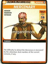 Pathfinder Adventure Card Game - 1x Mercenary - Rise of the Runelords