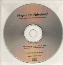 (AI341) Peeps Into Fairyland, The Counting Song - DJ CD