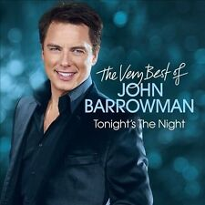 Tonight's the Night: The Very Best of John Barrowman * by John Barrowman (CD, Sep-2011, Sony Music Distribution (USA))