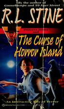 Indiana Jones and the Curse of Horror Island (Find Your Fate Adventure #1)