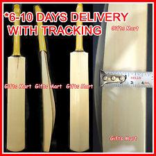 ENGLISH WILLOW CRICKET BAT BIG 40 mm Thick EDGES CUSTOM Made Cricket Bat VUI1