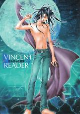 Final Fantasy 7 VII FFVII YAOI Doujinshi Dojinshi Comic Cloud x Vincent Cid VR4