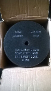 CUTTING DISCS 100 X 1.6 X 10 PK OF 10 TO FIT SILVERLINE 196512 + FACOM V.CE100F