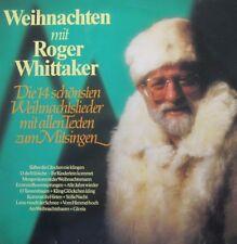 ROGER WHITTAKER - WEIHNACHTEN MIT ROGER WHITTAKER  - LP