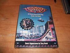 Monster Garage: RV Skate Board Half Pipe  Under the Hood (DVD, 2003) Tony Hawk