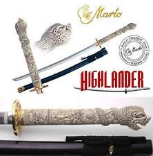 Officially Licenced Marto of SPAIN Highlander Movie Connor Macleod Katana