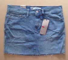 Levi's Denim Short/Mini Skirts for Women
