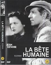 La bete humaine / La bête humaine (1938, Jean Renoir) DVD NEW