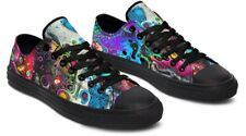Electro Threads Cosmic Trip Low-Top Sneakers (RRP £70)
