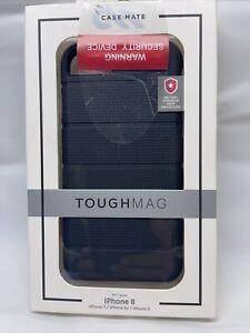 Case Mate Tough Mag  iPhone 6 6s iPhone 7 iPhone 8 & iphone SE 2nd Gen. Black