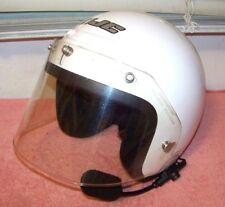 HJC CL-5 Motorcycle Helmet With Mic Microphone Adult Size L