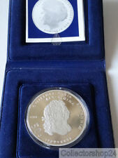 Coin / Munt Netherlands 50 Gulden 1989 Proof Willem & Mary