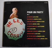 - POUR UN PARTY Vol.1 Cheesecake Cover (Lutins, Tallmud, Chantal Vallee) Quebec-