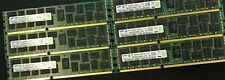 Lot 48GB (6x8GB) DELL R410 R510 R610 R710  PC3L-10600R ECC  DDR3 1333MHz Memory
