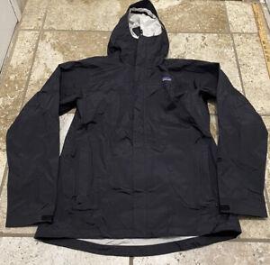 Women Sz Large Patagonia H2No Waterproof Hooded Jacket