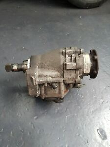 Audi Q3 2.0 Diesel 6 Speed Manual Rear Differential/Diff Eng Code CFGC 2011-15 ~