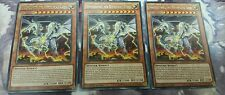 GERMAN FOREIGN PLAYSET X3 Thunder King, the Lightningstrike Kaiju SHVI-DE087