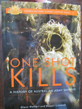 Australian Army Sniper History Men Weapons WW1 WW2 through all wars.