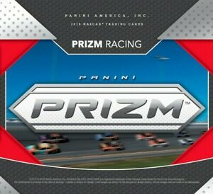 Pick your cards - Lot - 2020 Prizm Racing stars, rookies, parallels & inserts