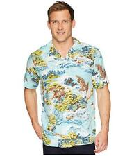 Ralph Lauren Classic Printed Hawaiian Camp Shirt Mens XL  - NEW $125