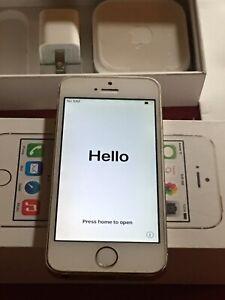 Apple iPhone 5S 16GB GOLD UNLOCKED