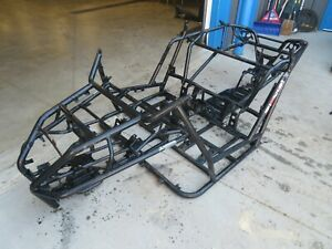 EB759 2014 14 ARCTIC CAT WILDCAT 1000 MAIN FRAME CHASSIS VIN: 4UF14MPVXET308809