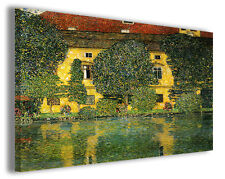 Quadro moderno Gustav Klimt vol II stampa su tela canvas pittori famosi
