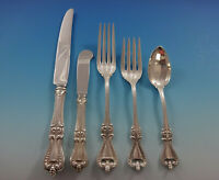 Old Colonial by Towle Sterling Silver Flatware Set For 8 Service 51 Pieces