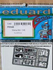 Eduard 1/48 FE848 Colour Zoom etch for the Airfix Supermarine Walrus Mk I kit
