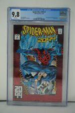 MARVEL COMICS CGC 9.8 SPIDER-MAN 2099 #1 11/92 WHITE PAGES