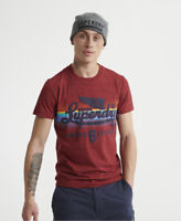 Superdry Mens Limited Edition Icarus Fade T-Shirt