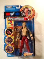 CHRIS JERICHO Y2J WWF 2000 Jakks Pacific Wrestlemania XVII Rebellion TTL Figure