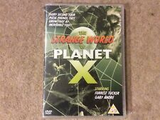 Very Rare The Strange World Of Planet X Region 2 DVD (New/sealed)