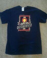 Oktoberfest Colorado Mens Medium Shirt-FAST SHIPPING
