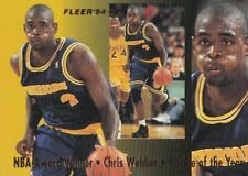 Fleer NBA Modern (1970-Now) 1994-95 Basketball Trading Cards