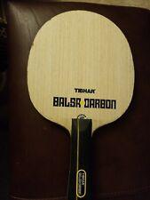 Tibhar Balsa Carbon Table Tennis Blade , ST Handle