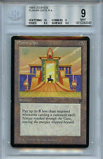 MTG Legends Planer Gate BGS 9.0 (9)  Mint card with 10 centering WOTC 0040