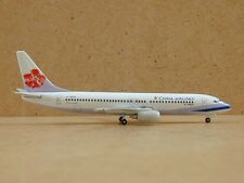 Gemini Jets GJCAL124 1:400 Scale Diecast Boeing 737-800 China Airlines B-18608