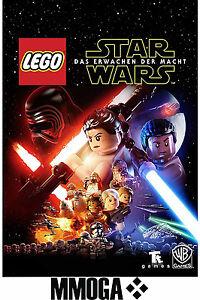 LEGO Star Wars Das Erwachen der Macht - PC Steam Key The Force Awaken Neu DE/EU