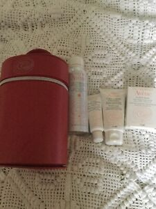 Avene Eau Thermale GIFT SET 4 Items: Eau Thermal, Cold Cream, Skin Recovery, Etc
