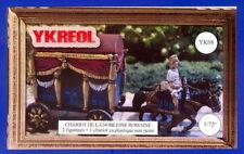 YKREOL 1/72 YK08 Roman Nobleman's Chariot Carpentum