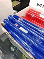 "Louisville Slugger Miniature Souvenir Wood Baseball Bat 18"" Chicago Cubs CUBS"